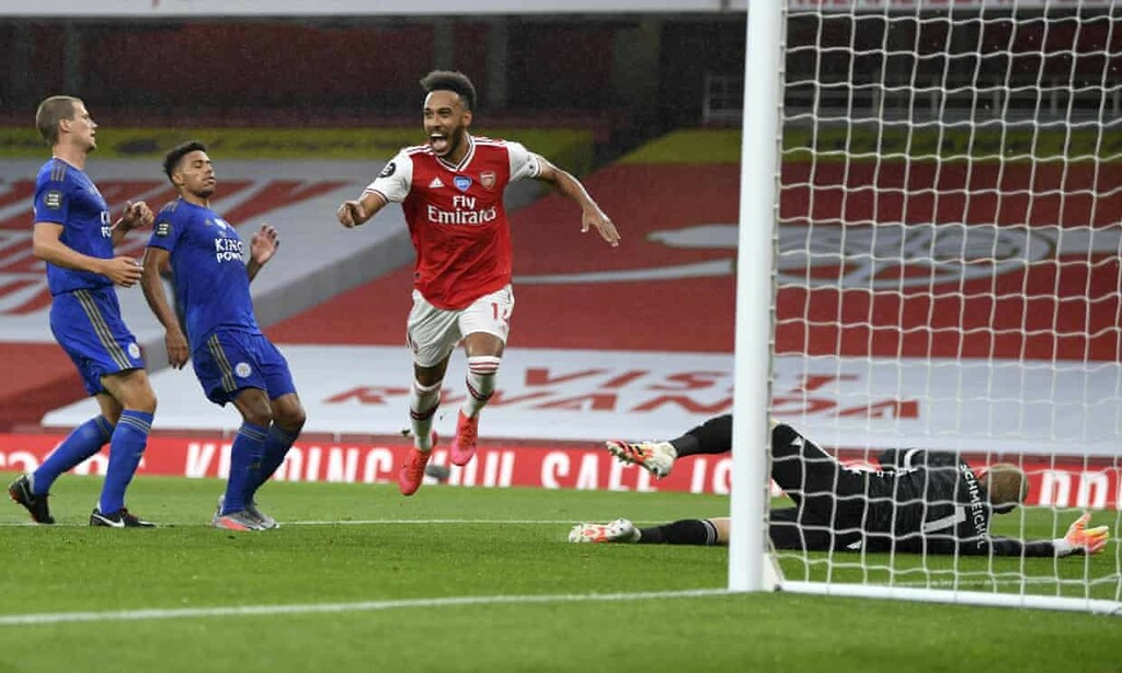 Kết quả Premier League: Arsenal 1-1 Leicester, Crystal Palace 2-3 Chelsea - ảnh 1