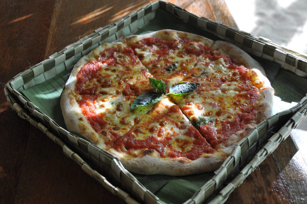 Chiếc hộp pizza
