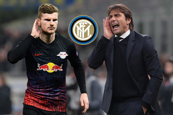Conte thắng Klopp, Inter ký Timo Werner