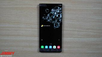 Galaxy Note20 Ultra lộ video dùng thử