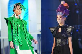 Vietnam Top Fashion and Hair 2020 ra mắt