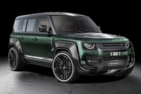 Bản độ Land Rover Defender Racing Green Edition giá 102.000 USD