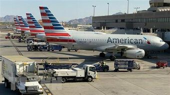 American Airlines bay thử nghiệm máy bay Boeing 737 MAX