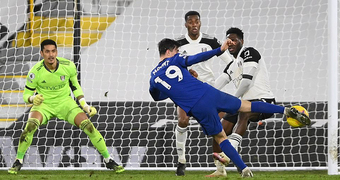 Fulham 0-1 Chelsea: Mount tỏa sáng, Chelsea thắng nhọc nhằn